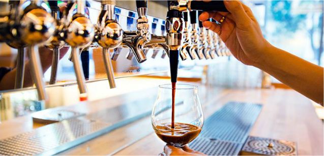 Bottom's Up: The Beer Hall Brings Craft Brew to Mid-Market