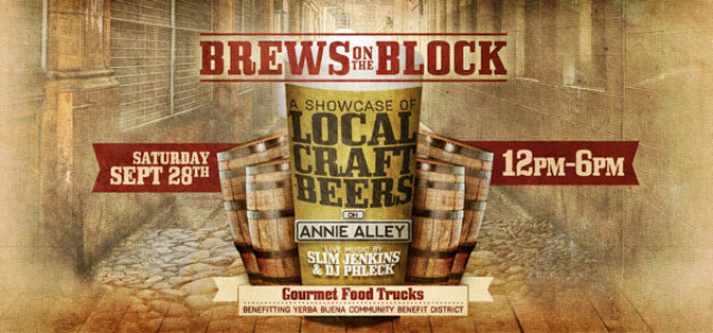 Novela Brings 'Brews on the Block' to Annie Alley