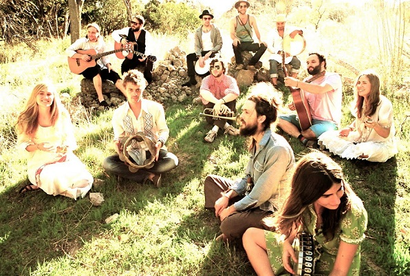 Edward Sharpe and the Magnetic Zeros Return to SF This Weekend
