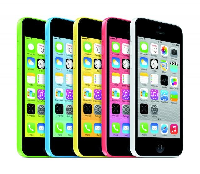 Apple Unveils Two New iPhones