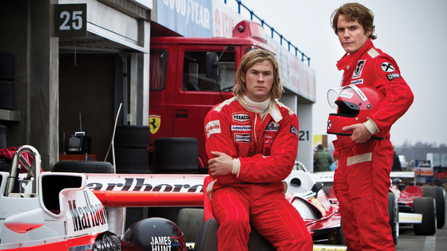 Movie Review: 'Rush' Is Big and Flashy But Lacks Depth