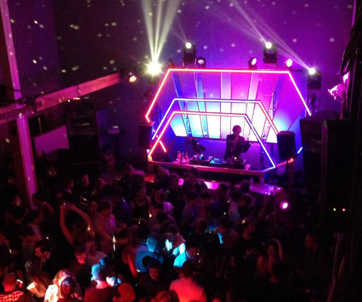 Public Works Celebrates Three Years of Dance Music in the Mission