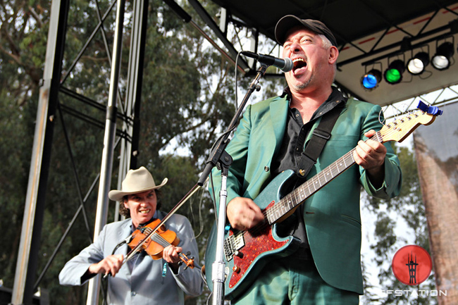 Complete Lineup Revealed for Hardly Strictly Bluegrass Festival 2013