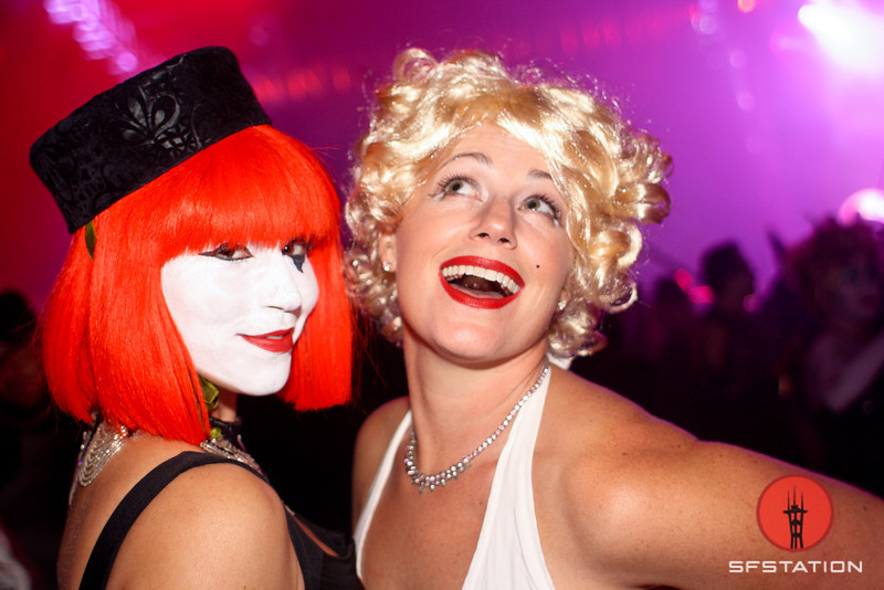 Photos: The Waterfront Transforms Into a Mystical Halloween Party for Ghost Ship
