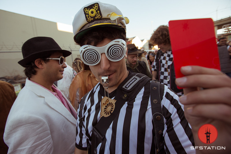 Photos: Decompression Brings a Touch of Burning Man to SF