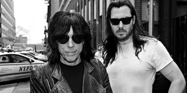 Andrew W.K. Bring the Party to Marky Ramone's Blitzkrieg