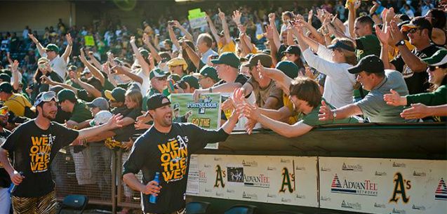 Why the Oakland A's are the Best Sports Story in the Bay Area