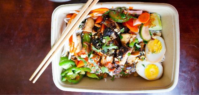 Asian Box Opens First San Francisco Location