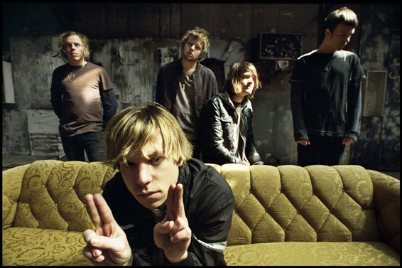 Q&A: Matthew Shultz of Cage the Elephant