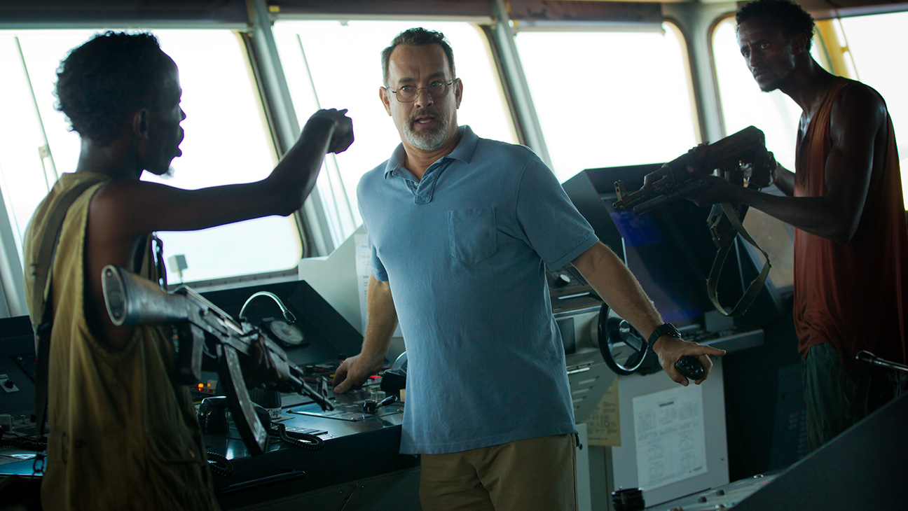 Movie Review: 'Captain Phillips' Is An Almost Masterpiece
