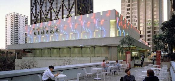Landmark Embarcadero Center Cinema Re Opening November 1