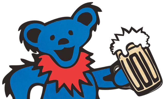 Dogfish Head Craft Brewery Launches Grateful Dead Themed Beer