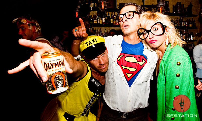 Photos: Crazy Fun With San Franpsycho's Nerd-O-Ween at Churchill