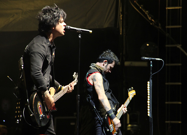 Green-Day-s-Dream-Force