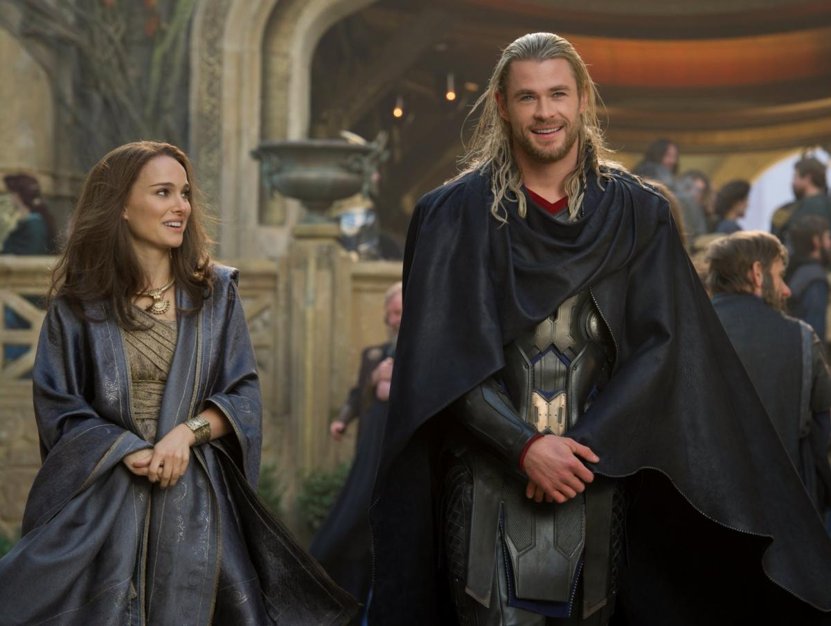 Movie Review: 'Thor: The Dark World' Is Just Another Bearable Marvel Film