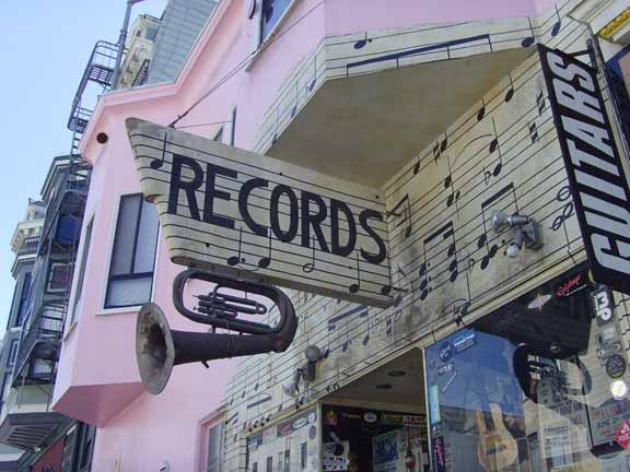 San Francisco Record Store Guide Sf Station San