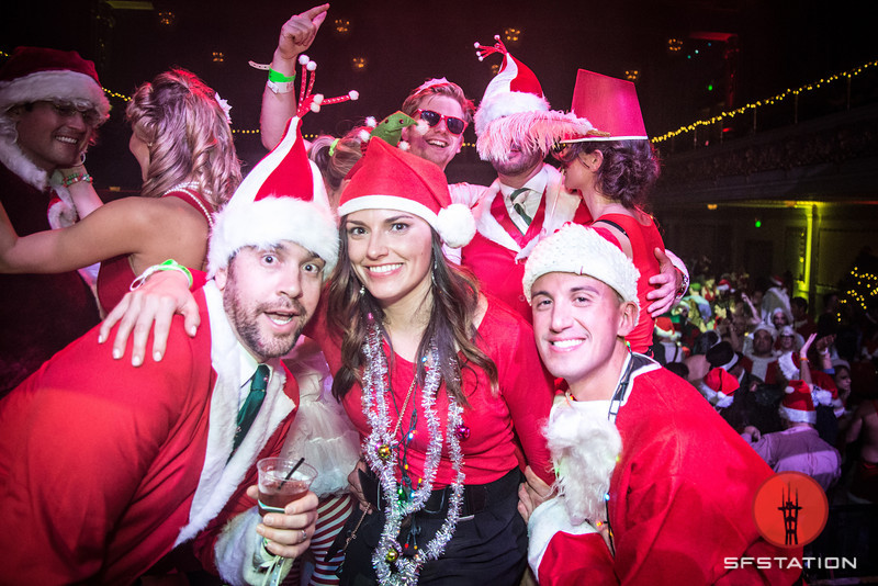 Photos: Because Santa Can't Have All the Fun, The Elf Party at Regency Ballroom
