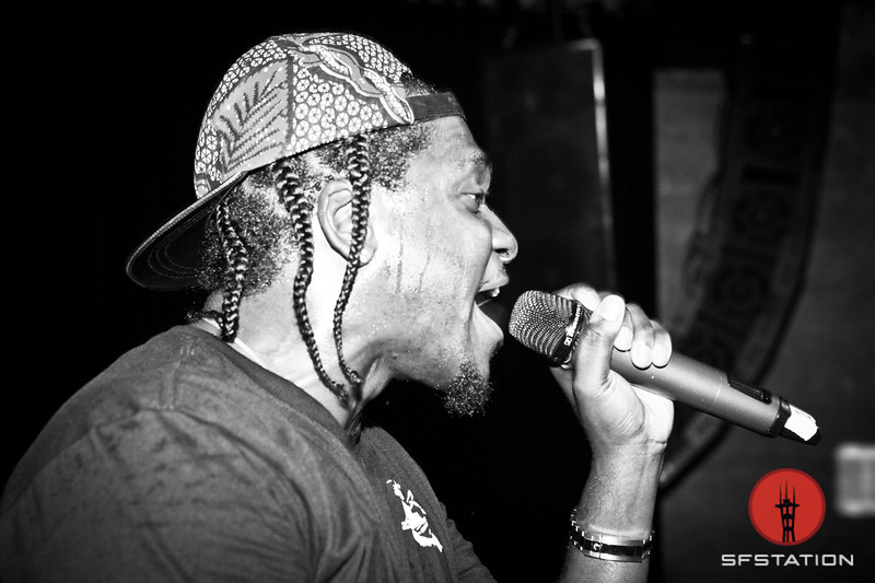 Photos: Pusha T Puts 'Numbers on the Boards' at Mezzanine