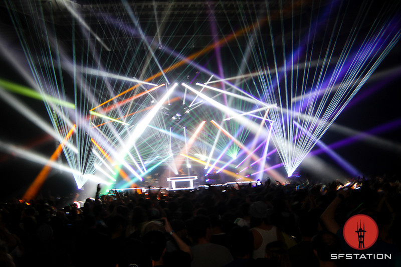Photos: Pretty Lights at Bill Graham Civic Auditorium