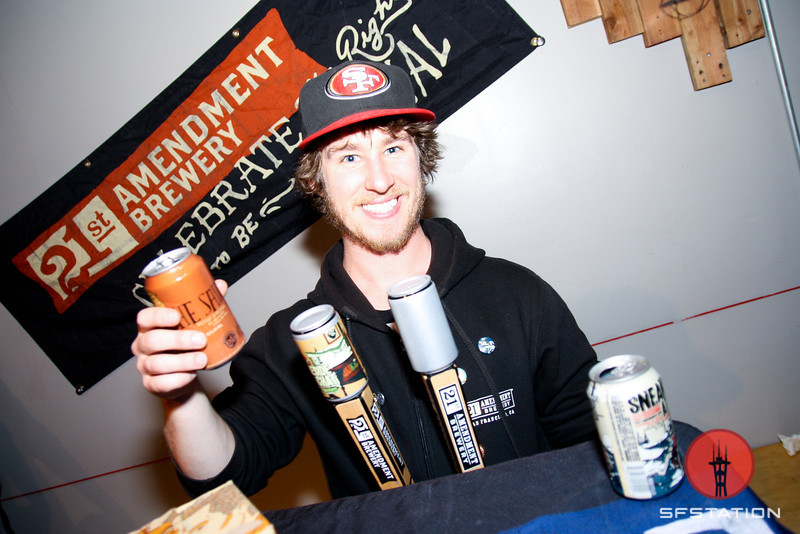 Photos: Daytime Beers, Bands and Good Times at the Bay Brewed
