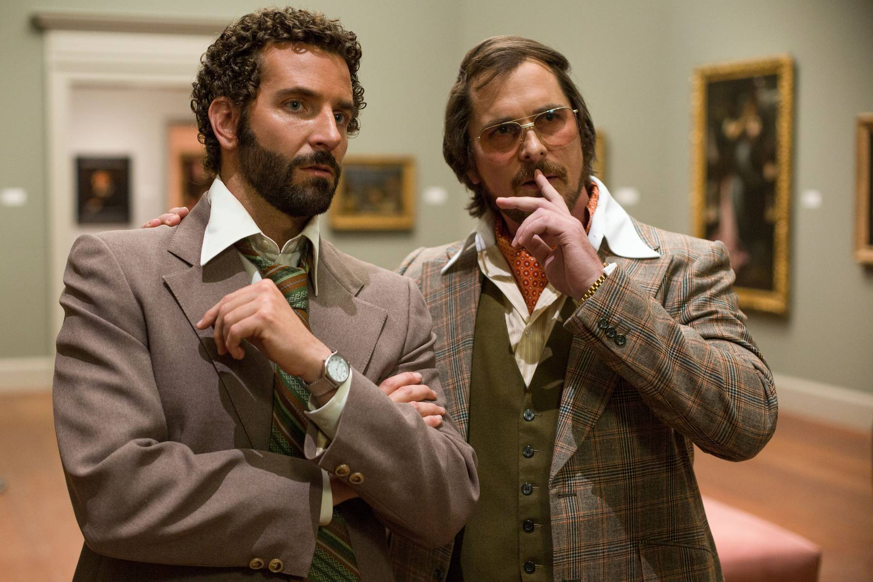 Movie Review: 'American Hustle' Is Electric