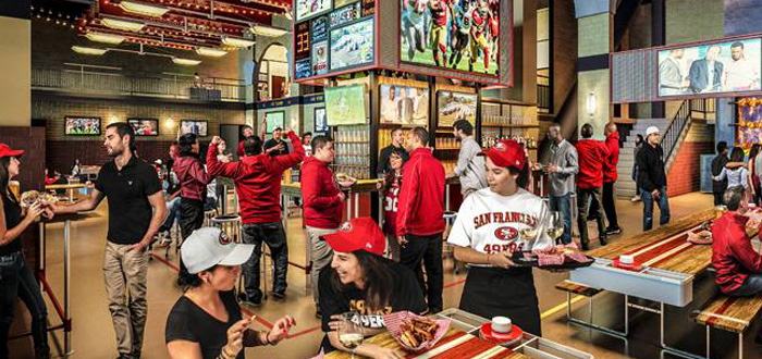 Michael Mina Partners With 49ers for New Stadium Restaurant