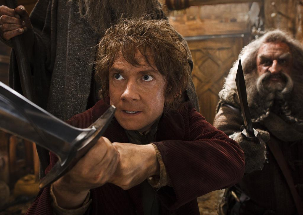 Movie Review: 'The Hobbit ' Improves While Stumbling
