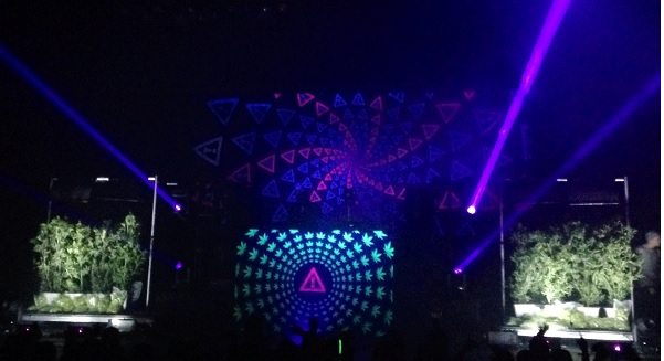 Live Review: Flosstradamus Fires Up the Warfield with Bass and Trap