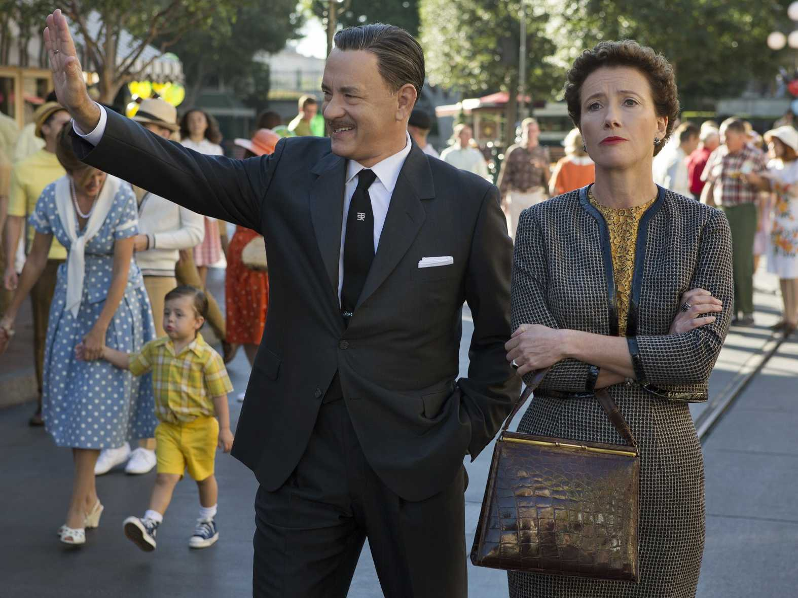 Movie Review: 'Saving Mr. Banks' Is All Fluff