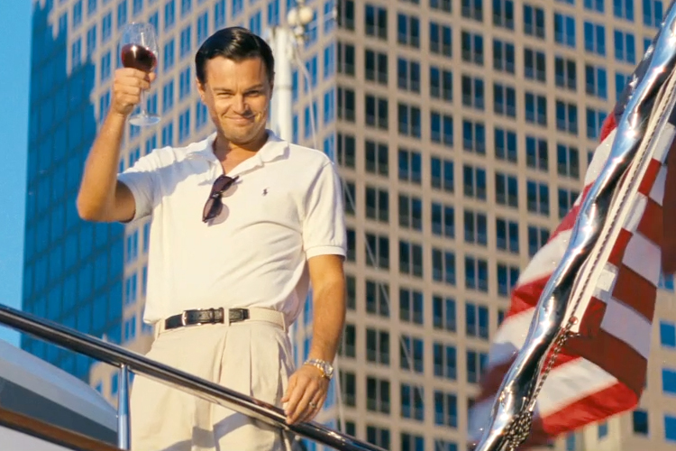 Movie Review: Leonardo DiCaprio Howls In 'The Wolf of Wall Street'