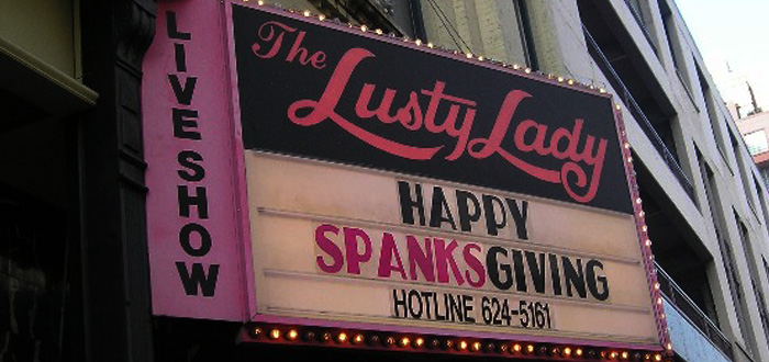 New Bar Concept Unveiled for Lusty Lady Space