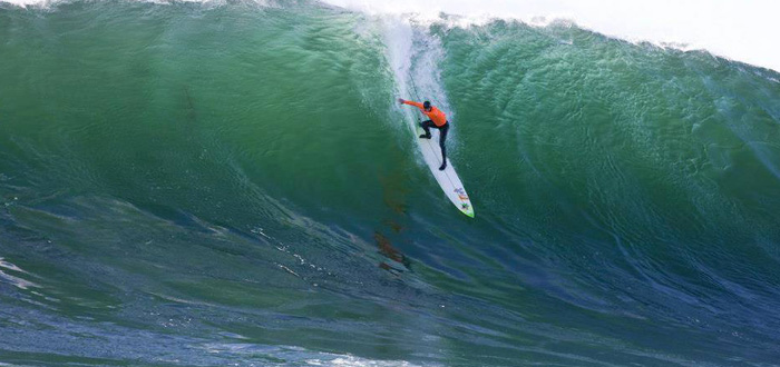 Mavericks Surf Contest Announced for Friday