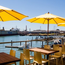 Waterfront Restaurants With a View in San Francisco