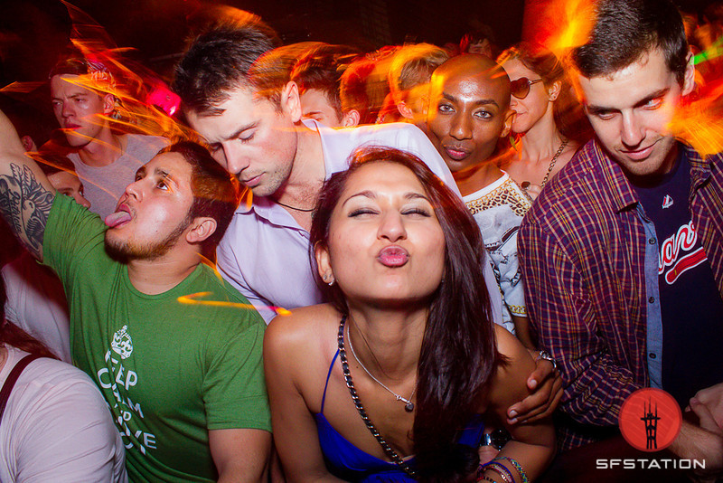 Photos: Love on the Dance Floor at the Dirtybird Players Valentine's Party
