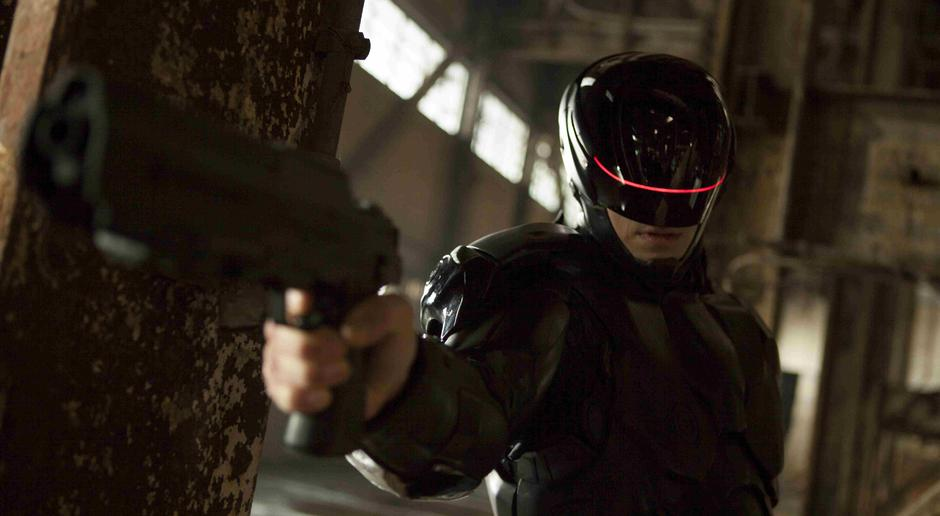 Movie Review: Unnecessary 'Robocop' Remake Packs Talent