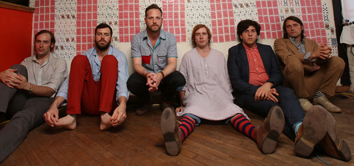 Noise Pop: Life on the Road With Dr. Dog Guitarist Scott McMicken