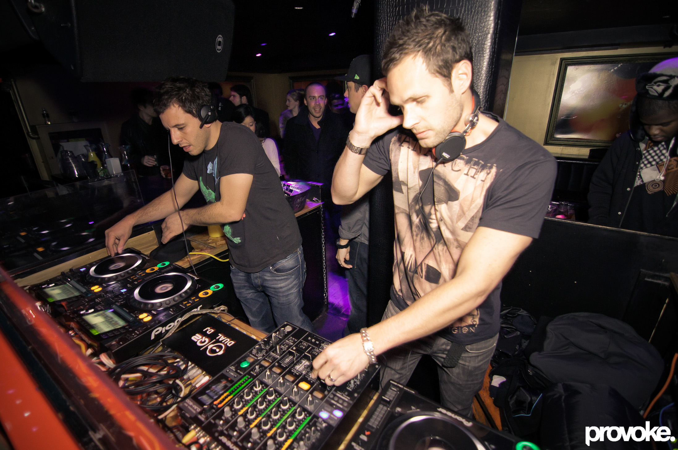 Prok & Fitch Bring Tech Vibes to Audio Nightclub