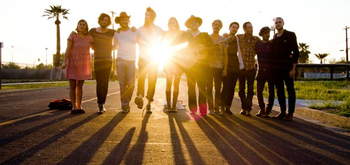 Edward Sharpe and Magnetic Zeros to Headline Oyster Festival