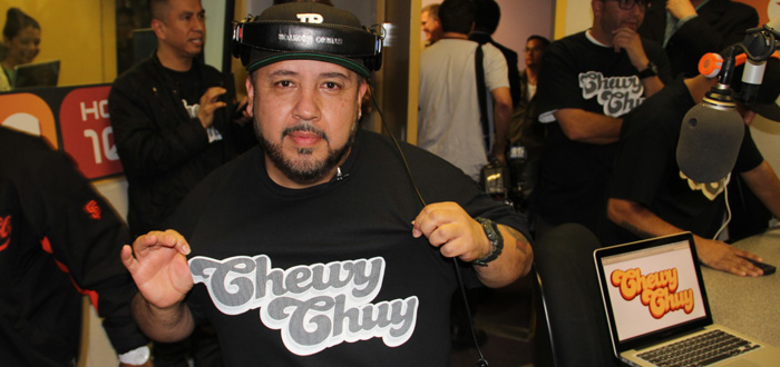 Chuy Gomez Returns to Radio With Hot 105.7