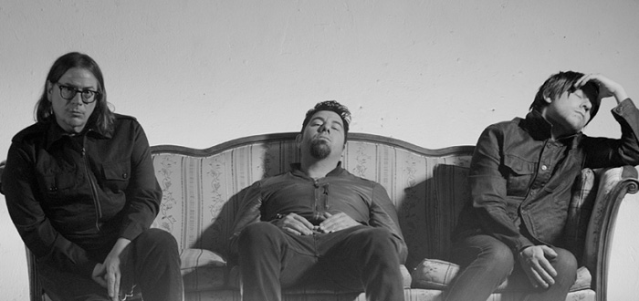Chino Moreno Discusses New ††† (Crosses) Project Before SF Shows