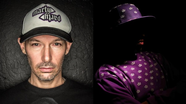 MartyParty & Joker Bring Deep Bass Purple to 1015 Folsom
