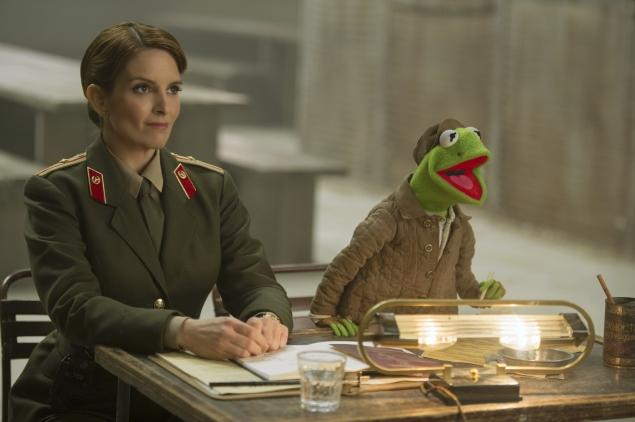 Movie Review: Kermit's Replaced in 'Muppets Most Wanted'