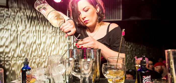 Bartending Competition Looks for SF's 'Miss Speed Rack' This Weekend