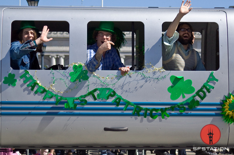 Doing it Like the Irish, Our Guide to St. Paddy's Weekend in SF