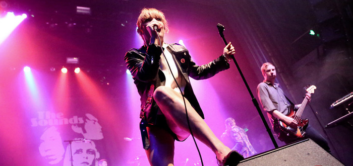 Photos: The Sounds Rock the Regency Ballroom