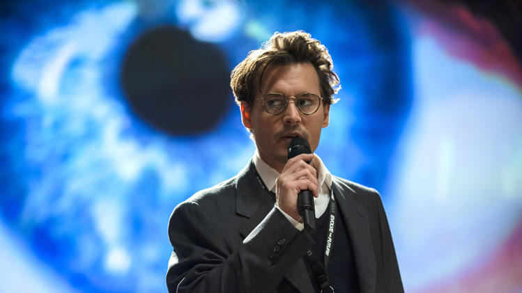 Movie Review: 'Transcendence' Doesn't Live Up To Its Title