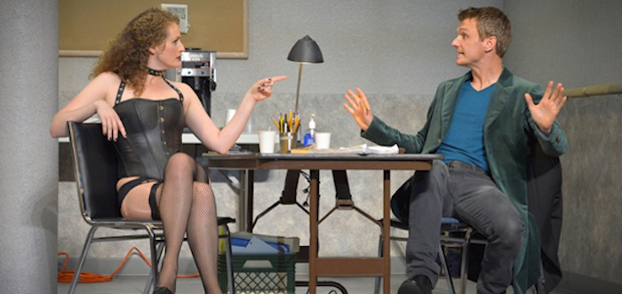 Stage Review: American Conservatory Theater Explores Relations of Power with 'Venus in Fur'