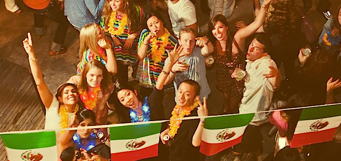 Six Parties for Cinco de Mayo