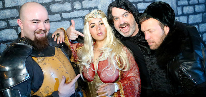 Photos: A Royal Affair 'Game of Thrones' Party at the Armory