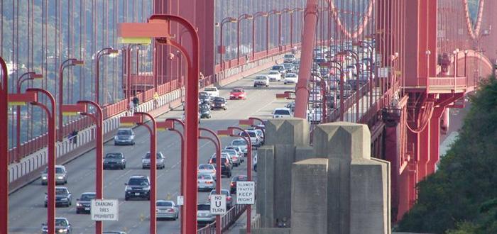 Golden Gate Bridge Toll Increases Monday